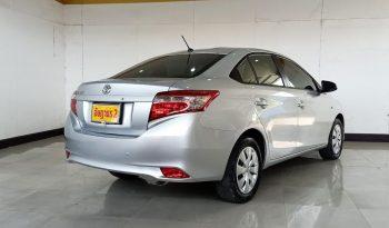 Toyota Vios 1.5 J เกียร์ AT ปี59/16 ราคา 365,000 บาท full