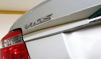 Toyota Vios 1.5 G เกียร์AT ปี57/13 ราคา 365,000 บาท full