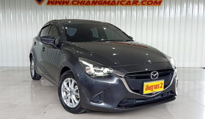Mazda 2 Skyactiv 1.3 Hatchback เกียร์AT ปี61/17 ราคา 399,000 บาท full