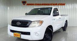 Toyota Vigo Singlecab 2.5 J เกียร์ MT ปี54/11 ราคา 250,000 บาท