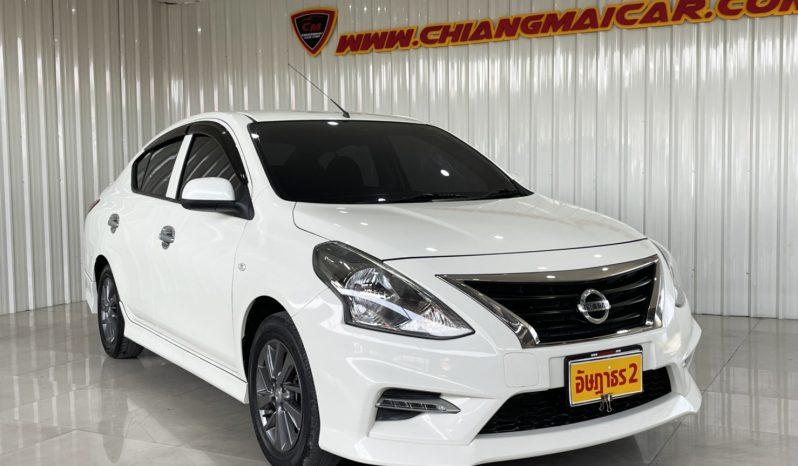 Nissan Almera 1.2 E Sportech ปี 2018 เกียร์ AUTO full