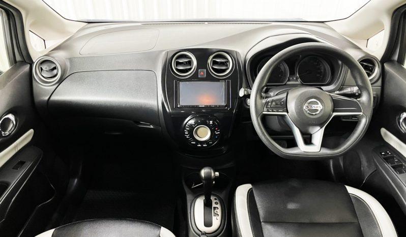 Nissan Note 1.2 VL ปี 2017 เกียร์ AUTO full